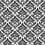 Vector seamless ornament pattern — Stock Vector