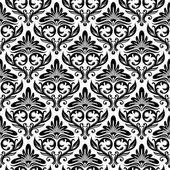 Vector seamless ornament pattern — Stock Vector