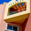 Royalty-Free Stock Photo: Colorful Apartments 01