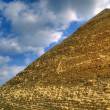 Giza pyramid 03 — Stock Photo