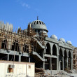 Mosque under construction 04 — Stock Photo