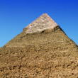 Stock Photo: Pyramids of giz15