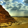 Stock Photo: Pyramids of giz25