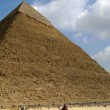 Pyramids of giza 35 — Foto Stock