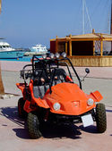 Beach buggy — Stock Photo