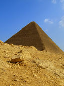 Giza pyramid 01 — Stock Photo
