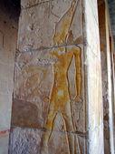 Hatshepsut temple 08 — Stock Photo