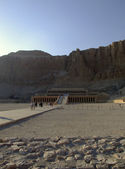 Hatshepsut temple 04 — Stock Photo