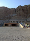 Hatshepsut temple 06 — Stock Photo