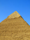 Giza pyramid 02 — Stock Photo