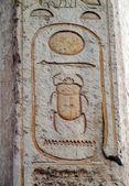Hatshepsut temple 11 — Stock Photo