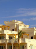 Hurghada hotel 05 — Stock Photo