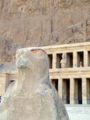 Hatshepsut temple 14 — Stock Photo