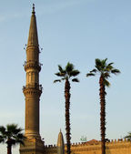 Local Cairo Mosque 02 — Stock Photo