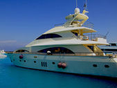 Luxury yachts 05 — Stock Photo