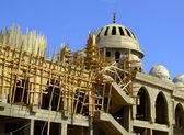 Mosque under construction 05 — Stock Photo