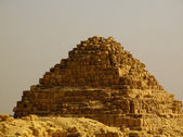 Pyramids of giza 14 — Stock Photo