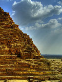 Pyramids of giza 26 — Stock Photo