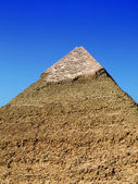 Pyramids of giza 15 — Stock Photo
