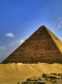 Pyramids of giza 24 — Stock Photo