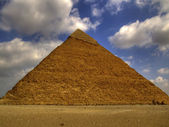 Pyramids of giza 29 — Stock Photo