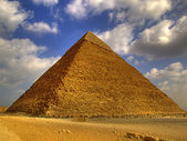 Pyramids of giza 28 — Stock Photo