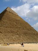 Pyramiderna i giza 35 — Stockfoto