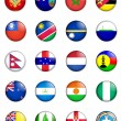 Royalty-Free Stock Photo: Flags of the world 09