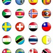 Royalty-Free Stock Photo: Flags of the world 12