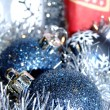 Foto Stock: Christmas background 12