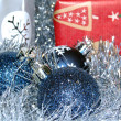 Foto Stock: Christmas background 11