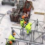Malmo construction site 05 — Stock Photo #2300290
