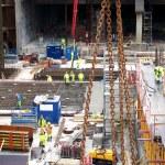 Malmo construction site 08 — Stock Photo #2300291