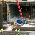 Malmo construction site 10 — Stock Photo #2300322