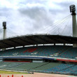 Stock Photo: New ullevi stadium 03