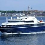 Helsingborg passenger ferry boat 02 — Stock Photo #2302133