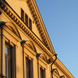 Old helsingborg building — Stock Photo