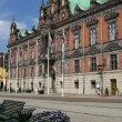 Malmo city hall — Stock Photo