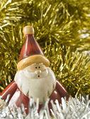 God jul santa — Stockfoto