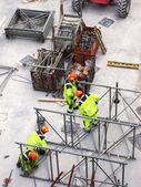 Malmo construction site 05 — Stock Photo
