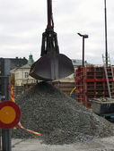Malmo construction site 12 — 图库照片