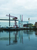 Malmo docks 04 — Stock Photo