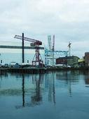 Malmö docks 04 — Stockfoto