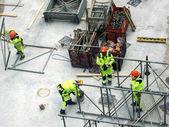 Malmo construction site 06 — Stock Photo