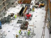 Malmo construction site 07 — Stock Photo