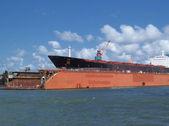 Drydock gothenburg 06 at — Stok fotoğraf