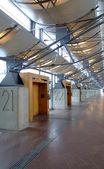 Gothenburg bus station — Stock Photo