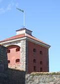 Gotemburgo fortaleza 01 — Foto de Stock