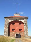 哥德堡堡垒 07 — 图库照片