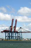 Göteborgs hamn 08 — Stockfoto